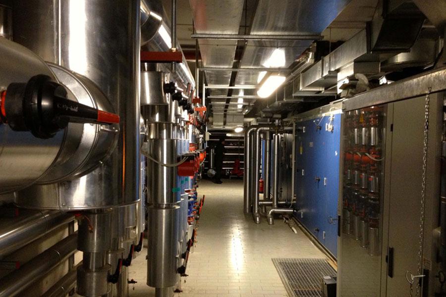 Manutenzione impianti termici in Lombardia